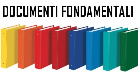 Documenti fondamentali