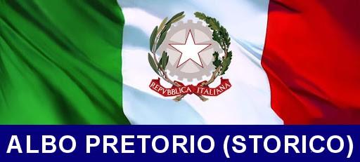 Albo Pretorio (storico)