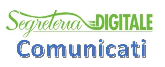 Comunicati della Segreteria Digitale